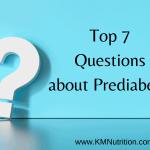 prediabetes questions